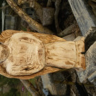 Engel, Skulptur, Kettensäge, Berlin , Brandenburg, geschnitzt, Handmade, Holz
